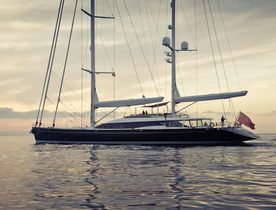 Sailing Yacht Q Undergoes Refit and Heads to The Balearics