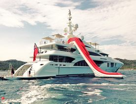 Charter Yacht 'Ocean Paradise' Available In The Mediterranean This Summer