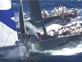 Video: Charter Yachts Compete In The Maxi Yacht Rolex Cup 2016