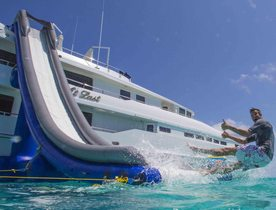 Heesen motor yacht 'At Last' offers special deal in the Caribbean