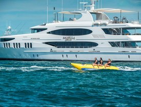 Superyacht 'Amarula Sun' Offers Special Rate For Bahamas Charter