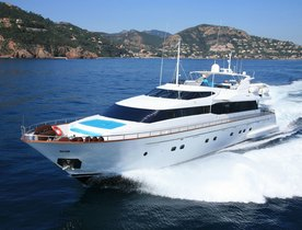 Charter Yacht POWDERMONKEY Legal to Charter in The Balearic Isles