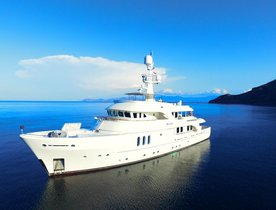 Expedition Yacht BELUGA Opens for Charter in Australia