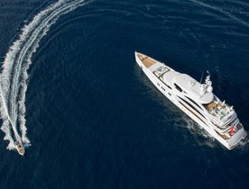 Superyacht 11-11 Available For Selective Charters