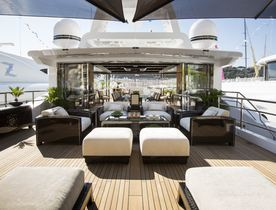 Benetti Motor Yacht 'Illusion V' Offers Bahamas Charter Package