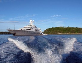 Superyacht TV Open for Summer Charters in the Mediterranean