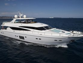 Motor Yacht CRISTOBAL Joins Global Charter Fleet