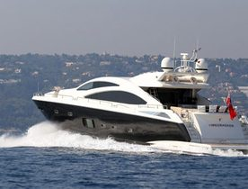 Motor Yacht FIRECRACKER Offers 10% Discount on French Riviera Event Charters