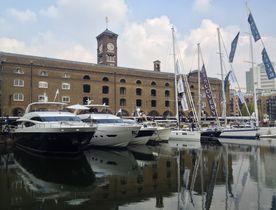 The 2015 London Yacht, Jet & Prestige Car Show Opens