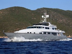 Superyacht 'RIMA II' Reducing Rate for September Charters
