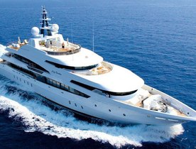 LADY CHRISTINA Available to Charter in the Mediterranean this Summer