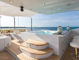 50m AMARULA SUN: Unmissable charter rate for fun in the Bahamas and Florida