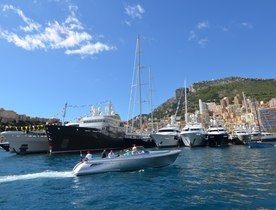 MYS REPORT: Strong Presence of Charter Yachts at Monaco Yacht Show 2015