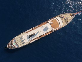 Superyacht CHAKRA Open For Charter At The Abu Dhabi Grand Prix