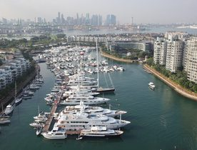Singapore Yacht Show a Success