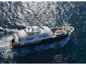 Expedition Yacht SAFIRA Returns to the Global Charter Fleet