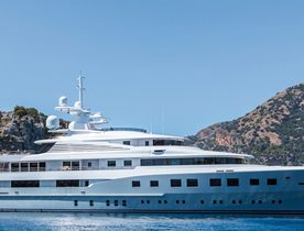 72m superyacht AXIOMA joins Monaco Yacht Show 2018 line-up