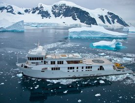 7 Benefits of Chartering an Expedition Yacht