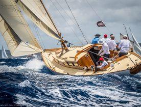 Antigua Classic Yacht Regatta 2020