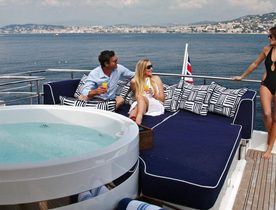 Superyacht ASHA Offers Reduced Rate For France Yacht Charters