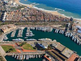 Brand New Barcelona Marina To Revolutionise Spain Charter Vacations