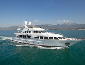 Benetti Motor Yacht 'Elena Nueve' Drops Rate for Last-Minute Ibiza Charter