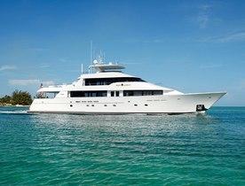 Superyacht SERENGETI Available in Alaska