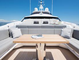 Catch the Monaco Grand Prix 2017 aboard Motor Yacht JACOZAMI