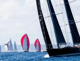 Charter yachts triumph at St Barths Bucket 2018
