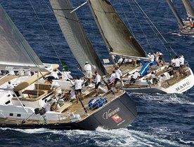 Yachts Confirmed For The Loro Piana Superyacht Regatta in Porto Cervo
