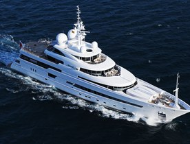 Charter Yacht Pegaso Available in the Mediterranean