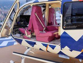 Lurssen Party Aboard 88m Quattroelle Yacht at MYS 2013