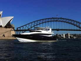 Superyacht PATRIOT Welcomed Into Australia's Charter Market