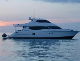 Motor Yacht 'LADY COPE' Has Charter Gaps and No Delivery Fees in the Bahamas