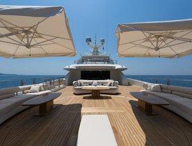 Superyacht O'PARI 3 Sold And Renamed 'NATALINA A'