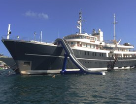 Superyacht SHERAKHAN Available for Charter at the Monaco Grand Prix