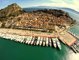 Preview: Charter Yachts Attending The Mediterranean Yacht Show 2016