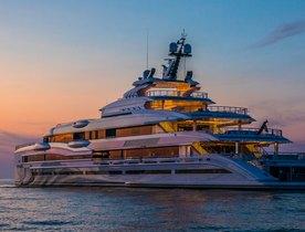 Benetti delivers 107m superyacht LANA
