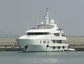 New Charter Yacht 'GLORIA TERESA'