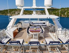 Superyacht 'Reve D'Or' Reduces Charter Rate In The Mediterranean