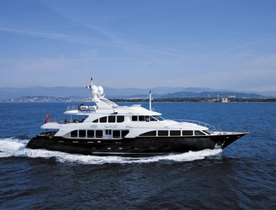 Bag a Free Night's Charter Aboard Benetti Superyacht SEABLUE'Z