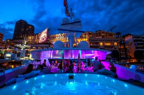 The ultimate Monaco Grand Prix F1 yacht hospitality package & after race party