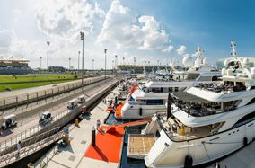 The Best VIP F1 Yacht Hospitality Packages - what to look for...