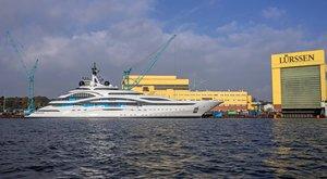 Lurssen Project JUPITER Name Revealed As Superyacht 'Al Lusail'