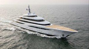 Video: Brand New Footage Of Feadship Superyacht VERTIGO
