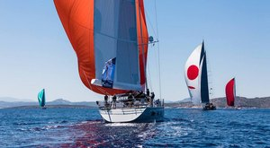 superyacht GANESHA participating in Dubois Cup 2015