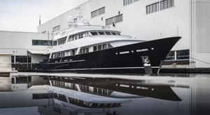 Feadship 'Project 697' Christened Superyacht FEMKE