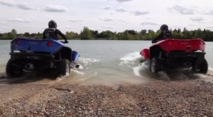 Quadski Superyacht Treasure Hunt