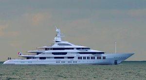 New Oceanco Superyacht Y710 Named 'Infinity'