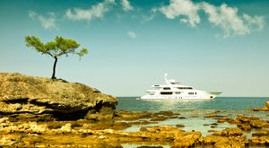 Visit the World's Most Beautiful Landscapes by luxury Yacht Charter